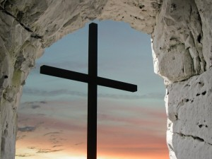 The empty tomb declares the cross cancelled our sin and defeated death!